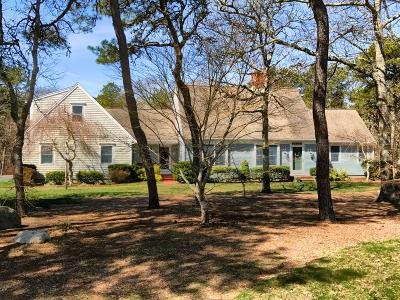 Harwich Single Family Home For Sale: 75 Captain Bearse Lane