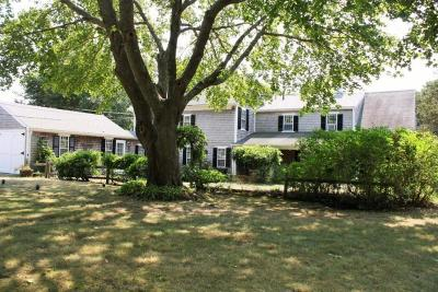 Dennis Single Family Home For Sale: 44 Cove Road