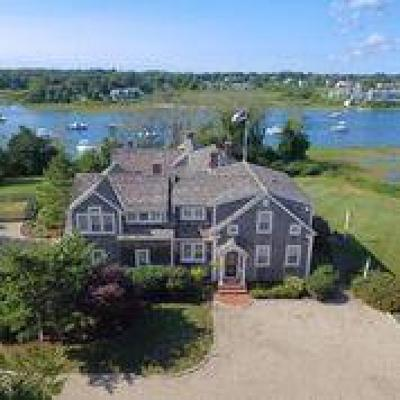 Chatham Single Family Home For Sale: 24 Captain Sears Way