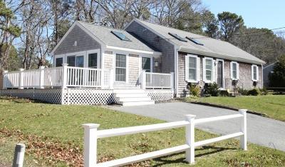 Dennis Single Family Home For Sale: 124 Kibby Lane
