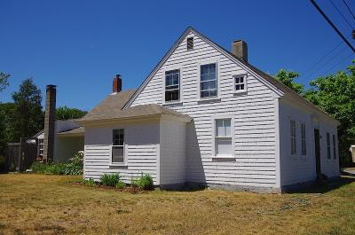 Eastham Single Family Home For Sale: 2765 State Highway