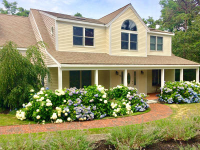 Wellfleet Single Family Home For Sale: 40 Old Wharf Road