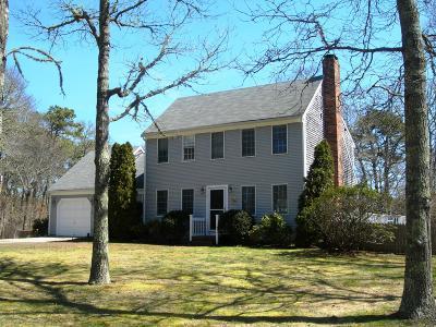 Harwich Single Family Home For Sale: 23 Live Oak Drive