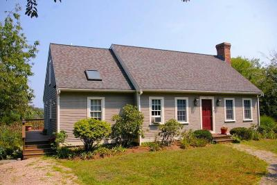 Eastham Single Family Home For Sale: 440 Mary Chase Road