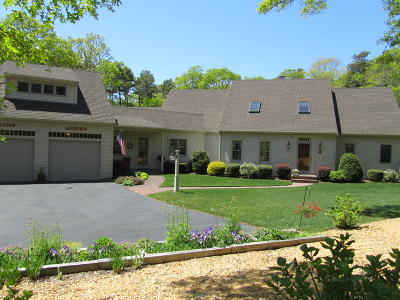 Harwich Single Family Home Contingent: 10 Eagles Nest Road