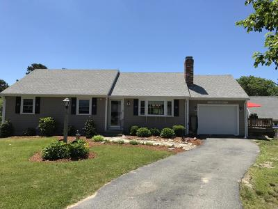 Dennis Single Family Home For Sale: 13 Crowell Road