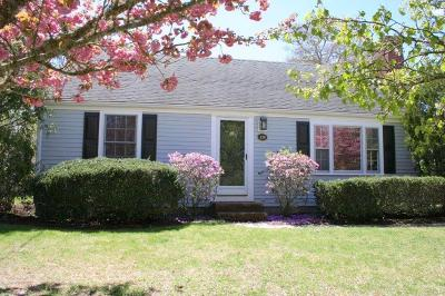 Orleans Single Family Home Contingent: 120 Brick Hill Road