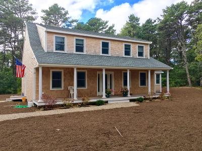 Wellfleet Single Family Home For Sale: 35 Sea Oaks Way