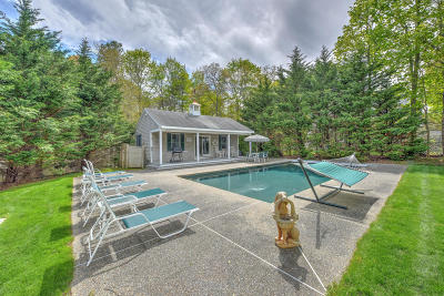 Barnstable Single Family Home For Sale: 200 Pond Street