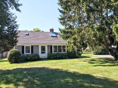 Single Family Home For Sale: 21 Cockachoiset Lane