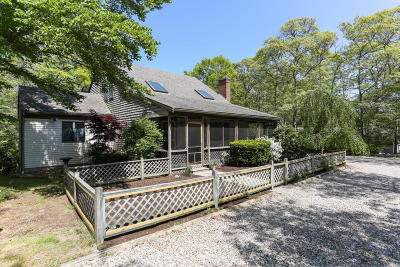 Brewster Single Family Home For Sale: 1729 Long Pond Road