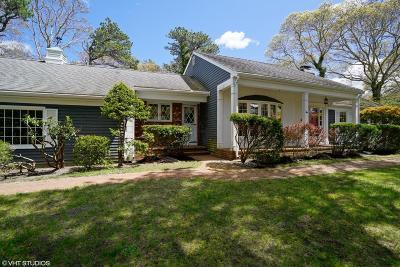 Dennis Single Family Home For Sale: 10 Rocky Ridge