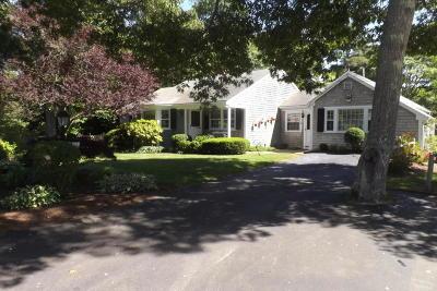 Harwich Single Family Home For Sale: 13 Robert Lane