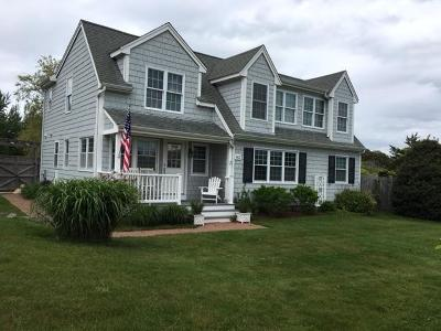 Dennis Single Family Home For Sale: 162 Lower County Road