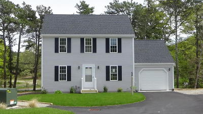 Dennis Single Family Home For Sale: 549 Center #11