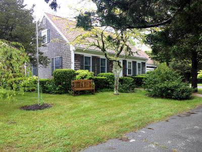 Orleans Single Family Home For Sale: 16 Seavers Road