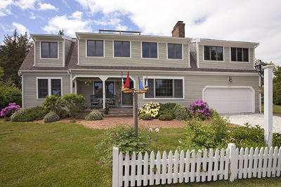 Eastham Single Family Home For Sale: 240 Corliss Way