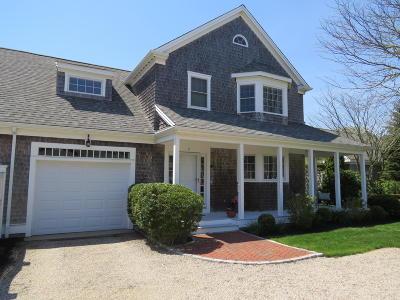 Chatham Condo/Townhouse For Sale: 7 Ridge Cove Lane