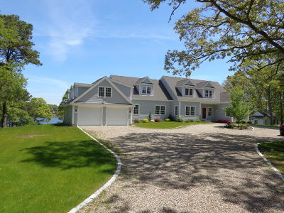 Yarmouth Single Family Home Contingent: 186 Cranberry Lane