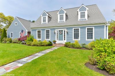 Chatham Single Family Home Contingent: 37 Waterview Circle