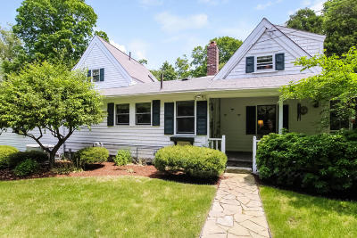 Dennis Single Family Home For Sale: 732 Route 6a