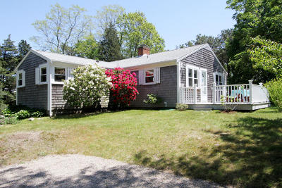 Eastham Single Family Home Contingent: 40 Seaview Road
