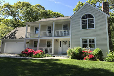 Falmouth Single Family Home For Sale: 72 Bay Road