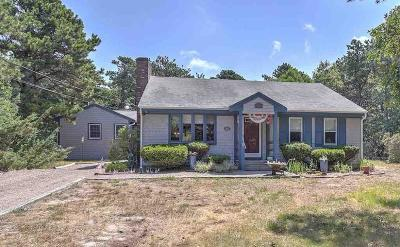 Eastham Single Family Home For Sale: 160 Asas Road