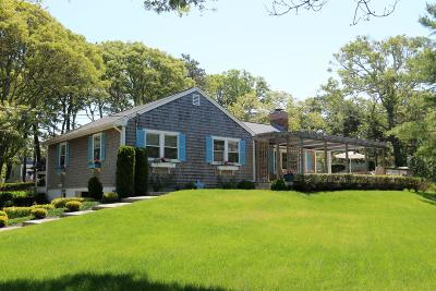 Chatham Single Family Home For Sale: 95 Uncle Deanes Road