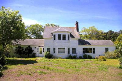Eastham Single Family Home For Sale: 100 Railroad Avenue