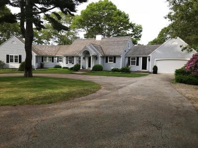 Barnstable Single Family Home For Sale: 133 Starboard Lane