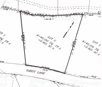 Truro Residential Lots & Land For Sale: 8 Sandy Lane