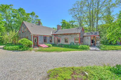 Sandwich Single Family Home For Sale: 390 Route 6a