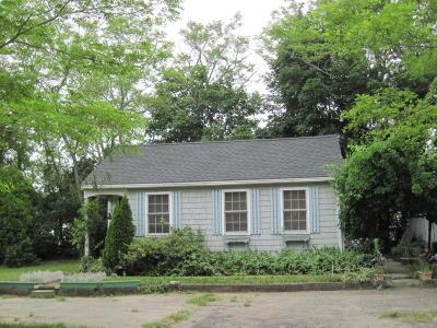 Dennis Single Family Home For Sale: 890 Main Street