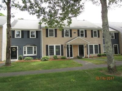 Brewster Condo/Townhouse For Sale: 52 Woodview Drive