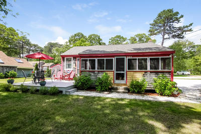Eastham Single Family Home For Sale: 290 Steele Road