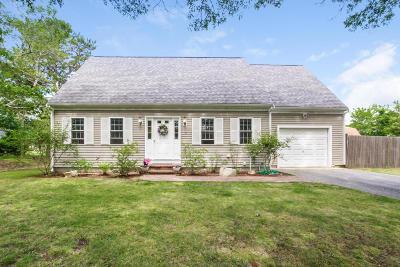 Falmouth MA Single Family Home Contingent: $399,000