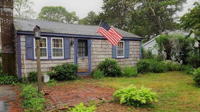 Dennis Single Family Home For Sale: 7 Bassett Lane