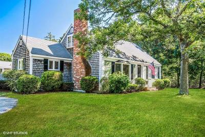 Chatham Single Family Home Contingent: 139 Stepping Stones Road