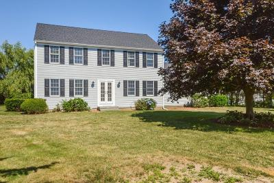 Orleans Single Family Home For Sale: 16 Pleasant View Drive