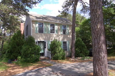 Dennis Single Family Home For Sale: 6 Barn House Road