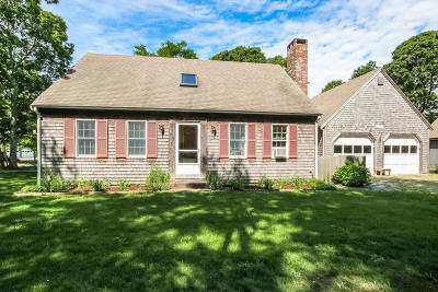 Eastham Single Family Home For Sale: 131 Oakwood Road