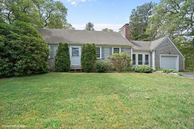 Harwich Single Family Home Contingent: 9 Cove Road