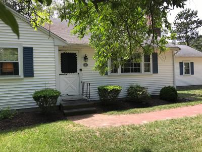 Dennis Single Family Home Contingent: 31 Eagle Drive