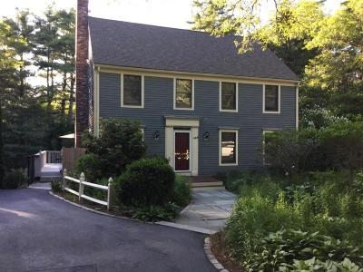 Mashpee Single Family Home For Sale: 148 West Way