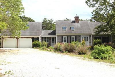 Truro Single Family Home For Sale: 19 Aldrich Road