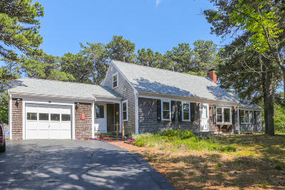 Eastham Single Family Home For Sale: 470 So Eastham Street