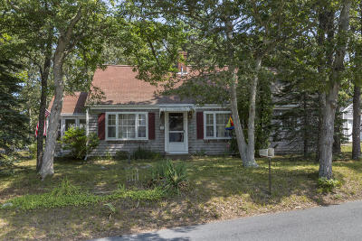 Chatham Single Family Home Contingent: 52 Deep Hole Road