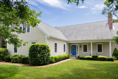 Harwich Single Family Home For Sale: 18 Harding Lane