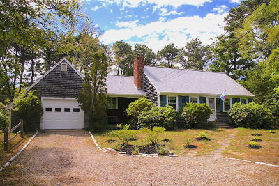 Eastham Single Family Home For Sale: 1975 Herring Brook Road